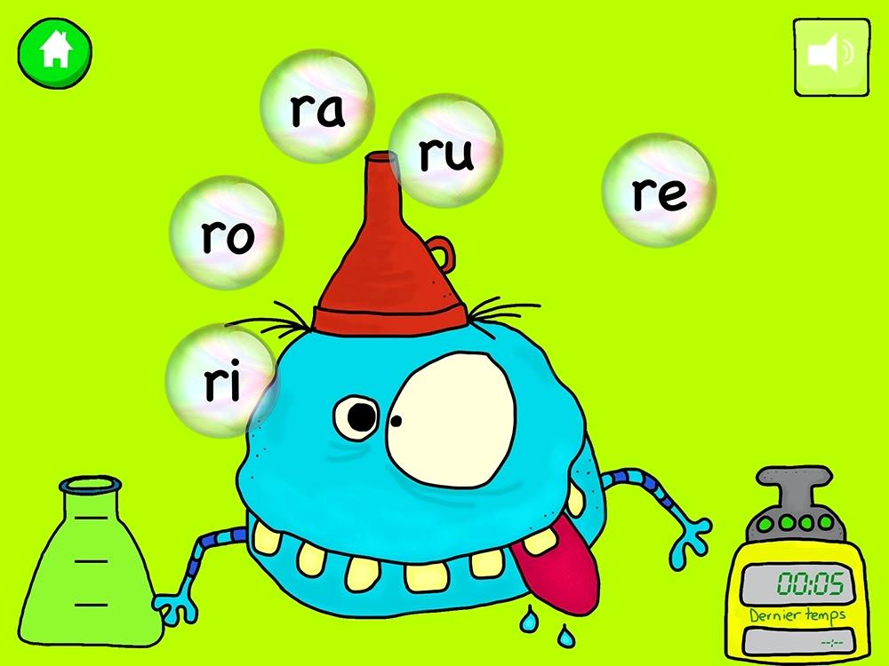 Lecture d nombrer les syllabes d un mot ecole st nicolas - Couper les mots en syllabes ...